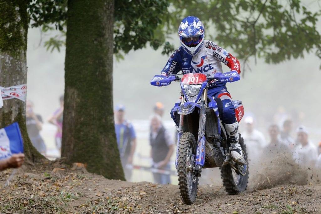 Loic Larrieu - Yamaha FIM ISDE 2017 Brive