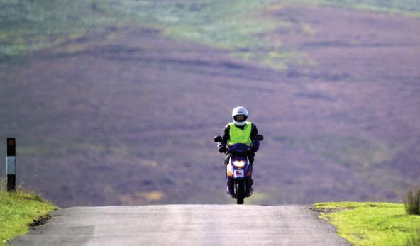 הצעה להתקין על אופנועים מכשירי מעקב