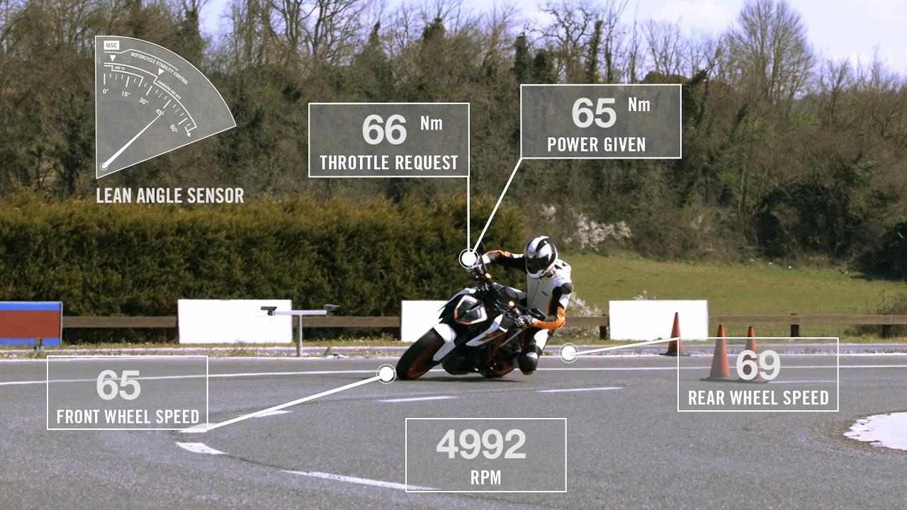 אופנועים עם ABS מעורבים ב-22% פחות תאונות