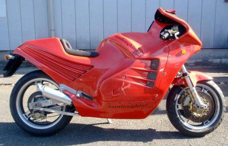 האופנוע של למבורגיני עומד למכירה