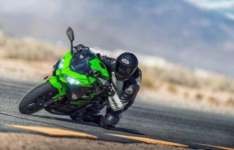 קטגורית אופנועי הספורט בנפח בינוני מתחממת: קוואסאקי מציגה נינג'ה 400