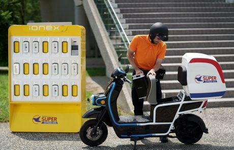 מעלה פאזה: לקוח ראשון למיזם הקטנועים החשמליים של קימקו