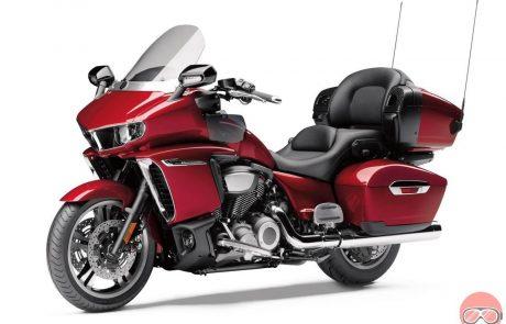 ימאהה נכנסת לקטגוריית אופנועי התיור הגדולים