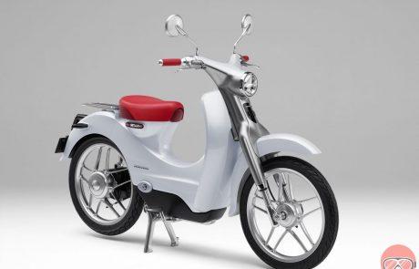הונדה תציע קטנוע חשמלי כבר בשנה הבאה