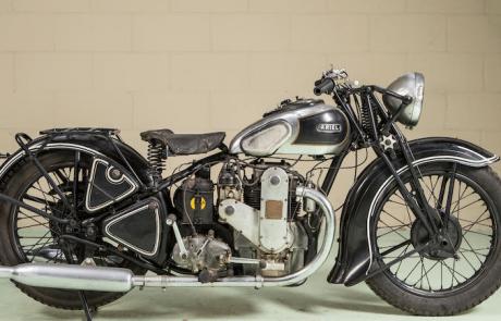 בקרוב בבונהמס: עשרות אופנועים קלאסיים נדירים בהישג ידכם