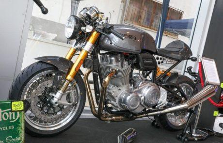 השקה מקומית: אופנועי נורטון הגיעו לישראל