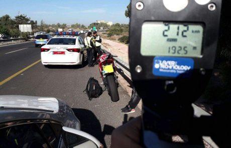 212 קמ״ש על כביש החוף: הסיפור מאחורי התמונה הוויראלית
