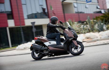 ימאהה X-MAX 300 בישראל