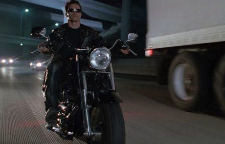 לרכב כמו שוורצנגר: האופנוע משליחות קטלנית 2 מוצע למכירה