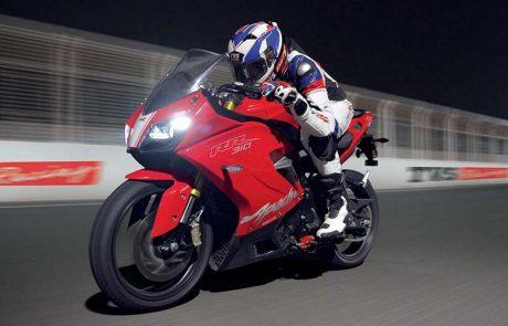 רמז מהודו: ב.מ.וו בדרך להצגת אופנוע ספורט קטן נפח?