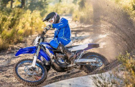 ימאהה חושפת WR450 חדש ל-2019