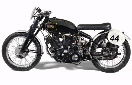 חלום לעשירים: המכירה הפומבית של האופנועים מהסרטים