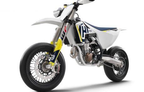 הוסקוורנה חושפת את אופנוע הסופרמוטו שלה FS450