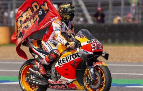 MotoGP: האליפות השמינית של מארק מארקז