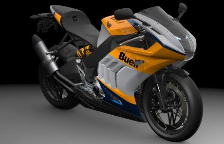 ביואל חוזרת לייצר אופנועים