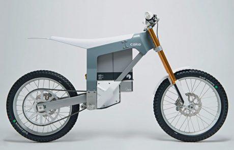העתיד החשמלי של אופנועי השטח מגיע משבדיה