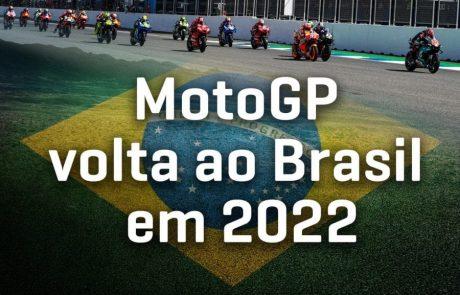 ה-MotoGP חוזר לברזיל