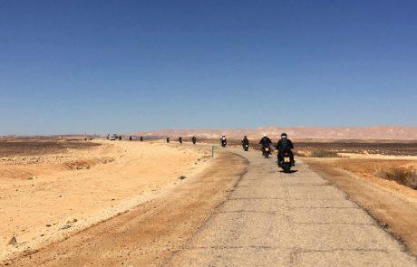 מסלול לחג החנוכה: כביש 10 משבטה ועד לאילת