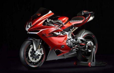האם MV אגוסטה מפתחת אופנוע בעל מנוע סילון?