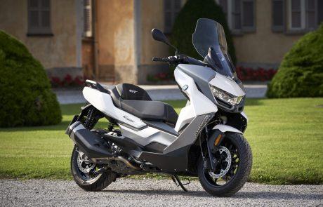תערוכת מילאנו: ב.מ.וו C400 GT