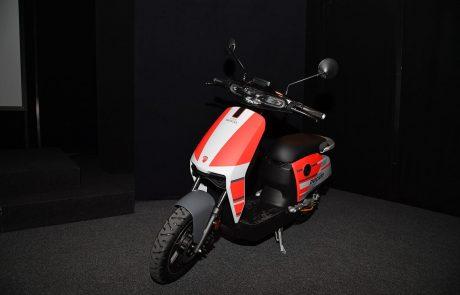 """הדו""""ג החשמלי הראשון של דוקאטי הוא קטנוע"""