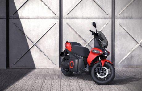 סיאט מפתיעה עם קטנוע חשמלי בברצלונה