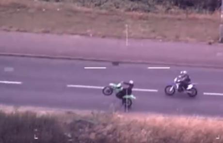 אל תפתחו את הסטורי: רוכב בריטי נאסר לאחר שהעלה סרטון ווילי לאינסטגרם