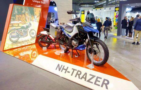 גם סאן יאנג רוצה אדוונצ'ר: מציגה את NH200 טרייזר