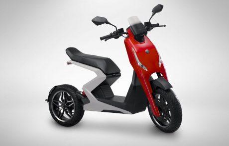 חשמלי ומינימליסטי: הקטנוע החשמלי החדש של Zapp
