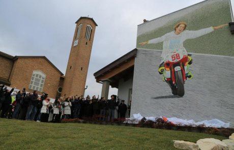 בית מרקו סימונצ'לי נחנך ביום הולדתו ה-32