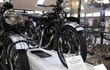 חלומות מתגשמים: המוזיאון שמאפשר לרכב על אופנועים ששווים מיליונים