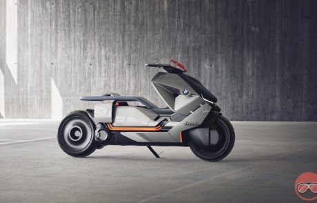 משחקים בחשמל: קונספט עתידני חדש ל-BMW
