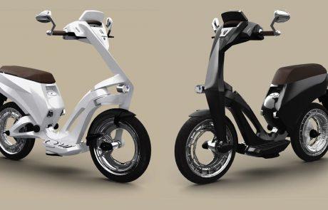 הקטנוע שמתיימר לשנות את ההתניידות בערים הגדולות