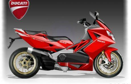 בדוקאטי מאשרים: נציג בעתיד קטנוע ואופנוע חשמלי