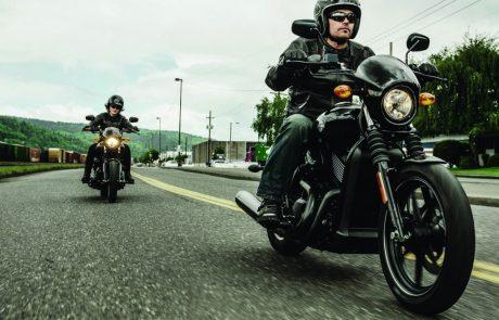עכשיו זה מדעי: רכיבה על אופנוע עושה טוב לנשמה