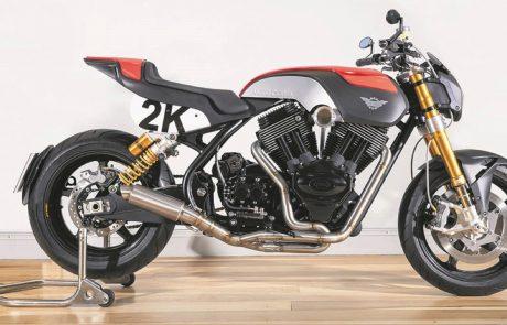 ערום ושרירי: אופנוע ספורט נייקד חדש בדרך מהאי הבריטי