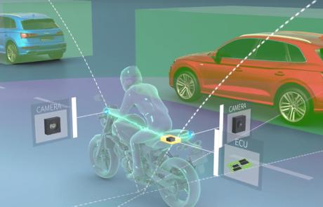 מערכת הבטיחות של Ride Vision מתקרבת לאופנוע הבא שלכם