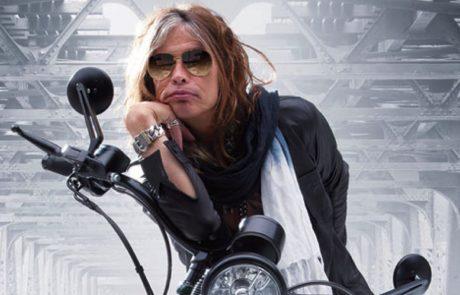 יד שנייה מכוכב רוק: האופנוע של סטיבן טיילור עומד למכירה