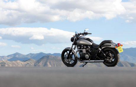 טריומף תייצר אופנועים בנפח בינוני בהודו