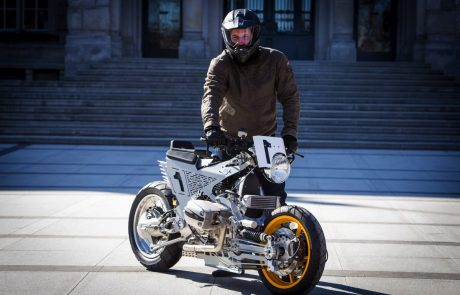 האופנוע הפולני שלא דומה לשום דבר אחר